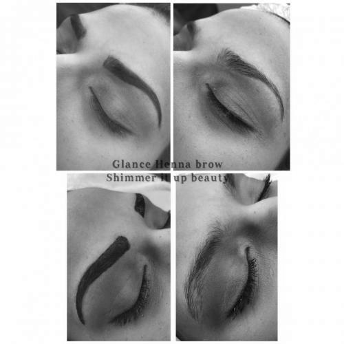 Henna Brows (wenkbrauwen)
